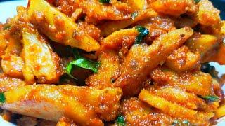 एकदम नए तरीके इस तरह से अरबी की सब्ज़ी बनाएंगे तो  उंगलिया चाटते रह जायेंगे | Arbi ki sukhi Sabzi