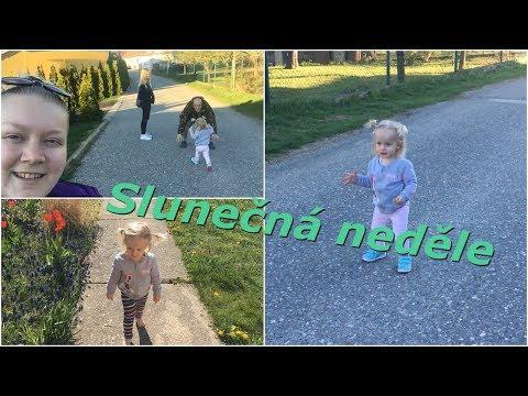 Slunečná neděle   MamaVlog