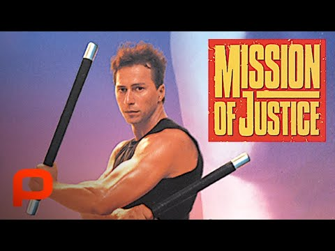 Mission Of Justice (Full Movie) Action Martial Arts | Jeff Wincott