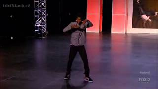 Cyrus 'Glitch' Spencer    Dance 4 Life Solo   SYTYCD 9 Vegas Week
