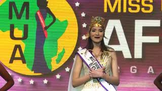 Miss University Africa  2017 Grand Finale - Full Show