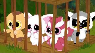 YooHoo série 1, díl 35. - V zajetí paviánů
