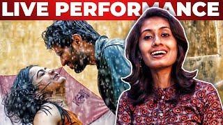 LIVE - Pularaadha Singer Aishwarya 's Goosebumps Performance | Dear Comrade | Vijay Deverakonda