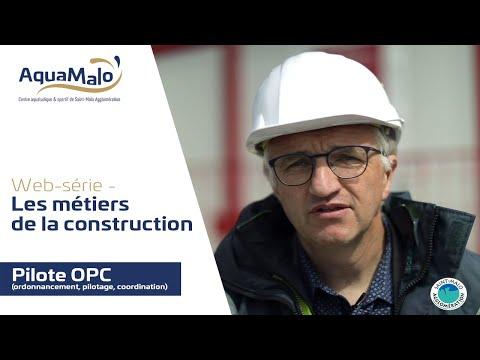 Les métiers de la construction d'AquaMalo : Planification des travaux