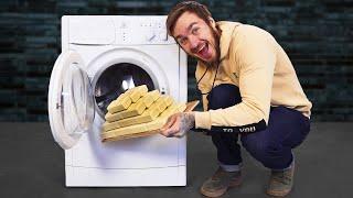Наша линейка одежды, заказывай тут - https://its-wear.ru  ЗАКИНУЛ В СТИРАЛЬНУЮ МАШИНКУ 10 КИЛОГРАММ МЫЛА  Всем привет, ребят ! Вы когда нибудь задумывались над тем, что будет если в стиральную машинку поместить , например, посуду ? Или же что будет если переборщить с мылом? В этом ролике я решил узнать, что будет если закинуть 10 кг мыла в стиральную машинку ! А что из этого вышло , вы узнаете в ролике !  Мой ВК - https://vk.com/m.olympia2020 Мой Инстаграм - https://www.instagram.com/andrey_mandzyuk