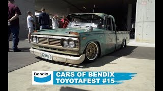 Episode #108: Cars of Bendix - ToyotaFest #15