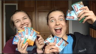 Ranking the Best Flavors of Clif Energy Bars!