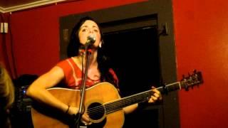 """Molly Venter sings Dan Bern's """"Jerusalem"""""""