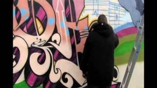 Irish Graffiti Art Film