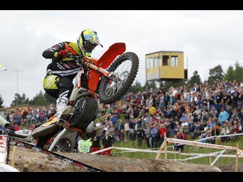 SuperTest enduroGP Suède 2016