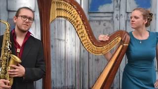 Harfe küsst Saxophon video preview