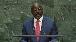 🇱🇷 Liberia - President Addresses General Debate, 74th Session