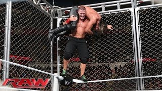 John Cena vs. Seth Rollins - Steel Cage Match: Raw, December 15, 2014