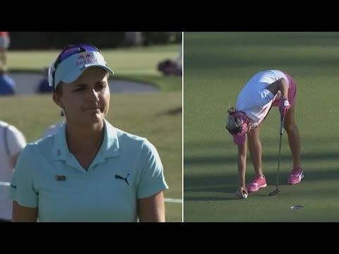 Pro Golfer Lexi Thompson Loses Tournament After Fan Calls Out Violation Screenshot 1