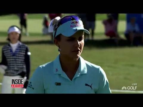 Pro Golfer Lexi Thompson Loses Tournament After Fan Calls Out Violation Screenshot 2