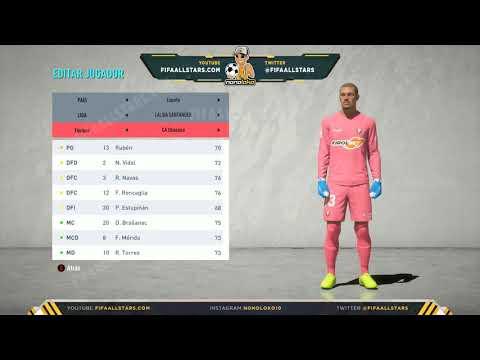FIFA 20 FACES & PLAYER RATINGS LA LIGA SANTANDER
