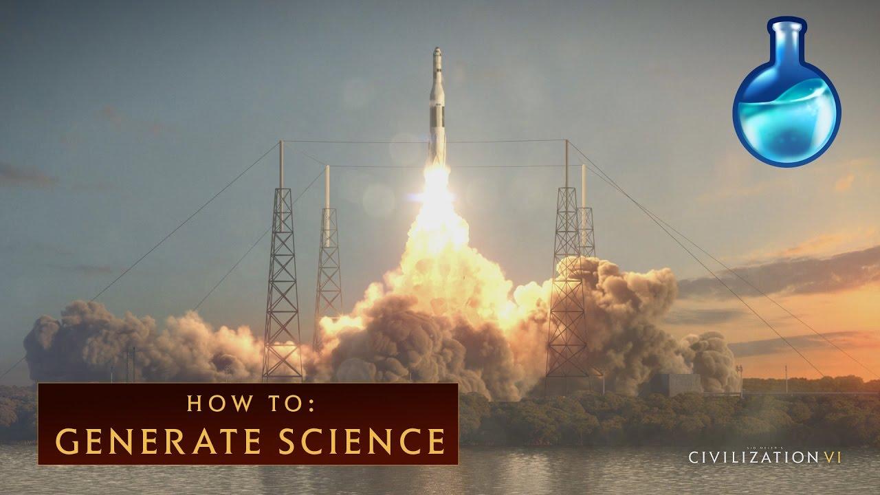 Sid Meier's Civilization VI - Ecco come si genera la scienza