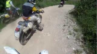 preview picture of video 'Motocavalcata del Prugnolo - Montieri 13.05.2012'