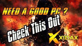 Xidax Gaming Pc Review Should You Buy ?