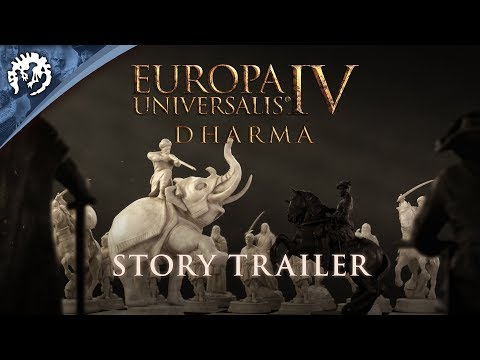 Europa Universalis IV: Dharma - Release Date / Story Trailer thumbnail