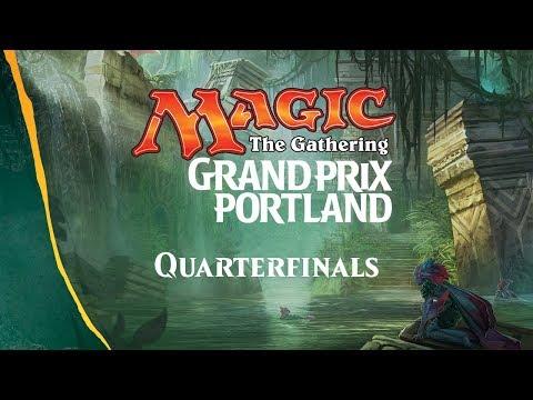 Grand Prix Portland 2017 (Standard) Quarterfinals