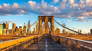 Determination and Persistence - the amazing story of Brooklyn Bridge