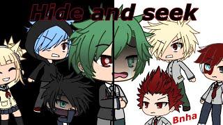 Hide and Seek - [GLMV] - [GLMM] - (Bnha)