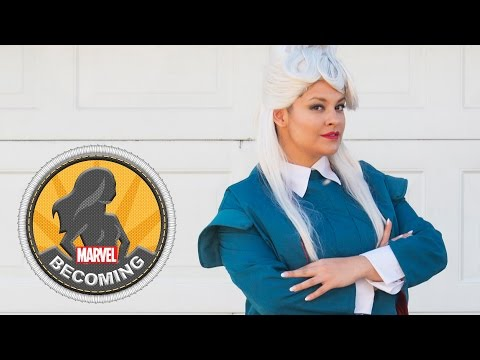 Cosplayer Jess Jupiter becomes Nova Prime
