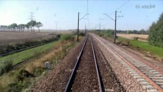 preview picture of video 'Train ride / Przejazd pociągiem TLK Mogilno - Inowrocław, linia 353'
