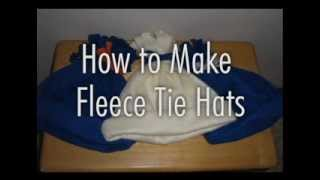 How To Make Fleece Hats