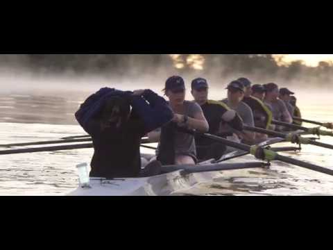 Dawn on the River: Smith Crew Practice