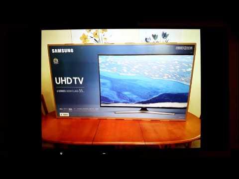 Samsung UE55KU6020 55