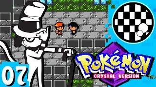 Smeargle  - (Pokémon) - 6 Smeargle Challenge: Pokemon Crystal | PART 7