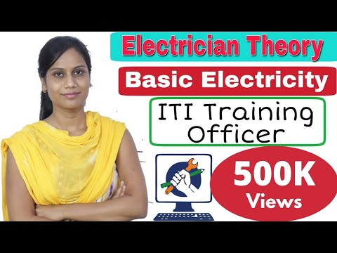 Electrician Theory Class    Basic Electricity   MP ITI Training Officer    UPRVUNL.