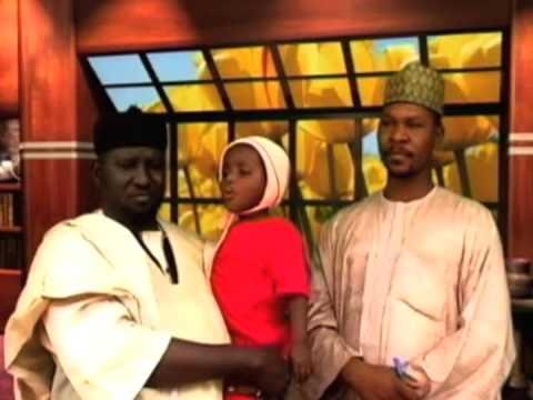 Hafiza Al-Qurani Yar Shekara Uku Jikar Sheikh Tahiru Bauchi
