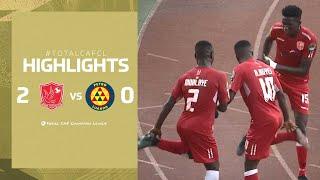 CAF CL | Groupe C : Horoya AC 2 – 0 Atletico Petroleos