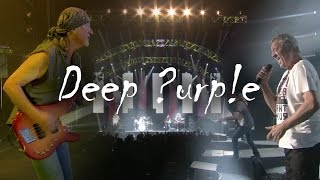 DEEP PURPLE Space Truckin' (Live at Wacken & Live in Tokyo)