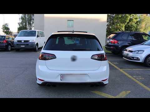 SW LED Rückleuchten für VW Golf 7 black/smoke mit/ohne dynamischen Blinker SW-Tuning