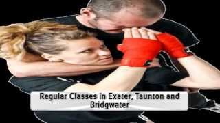 preview picture of video 'Krav Maga Taunton Self Defence Classes'