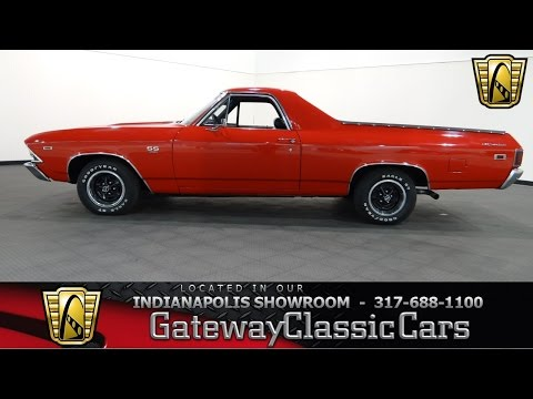 Video of '69 El Camino - KEHB