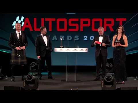 Autosport Awards 2017 - Club Driver of the Year