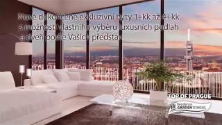 Top of Prague - exkluzivní byty s výhledem na celou Prahu