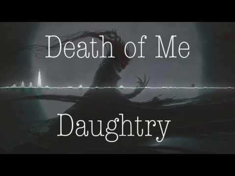 Daughtry - Death of Me (Nightcore)