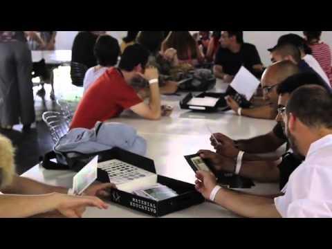 #30bienal - Encontro Diálogo Experiência com os professores