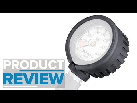 Suunto SM36 Rubber Boot Review