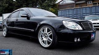 Walk Around - 2001 Mercedes Benz Brabus S V12 - Japanese Car Auctions