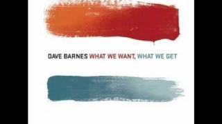 Dave Barnes   Little Lies