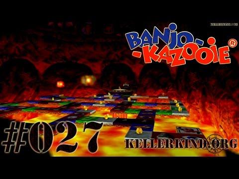 Banjo-Kazooie #027 – Rätselspaß mit Grunti ★ Let's Play Banjo-Kazooie [HD|60FPS]