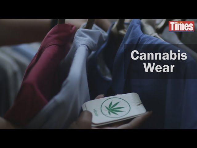 Clothed in cannabis in Kathmandu