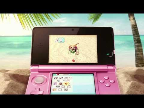 Видео № 0 из игры Petz Beach [3DS]